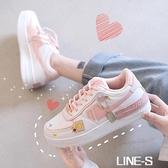 板鞋女韓版ulzzang百搭潮流學生空軍一號馬卡龍少女可愛小白鞋子