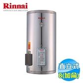 林內 Rinnai 8加侖儲熱式熱水器 REH-0864