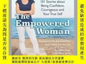 二手書博民逛書店Chicken罕見Soup for the Soul: The Empowered WomanY410016