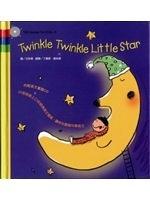 二手書博民逛書店 《TWINKLE TWINKLE LITTLE STAR(附英文童謠CD)》 R2Y ISBN:9867428390│王秋香