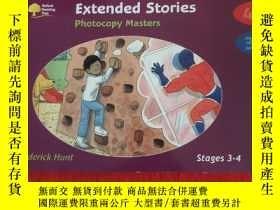 二手書博民逛書店Extended罕見Stories Photocopy MastersY25376 Roderick Hunt