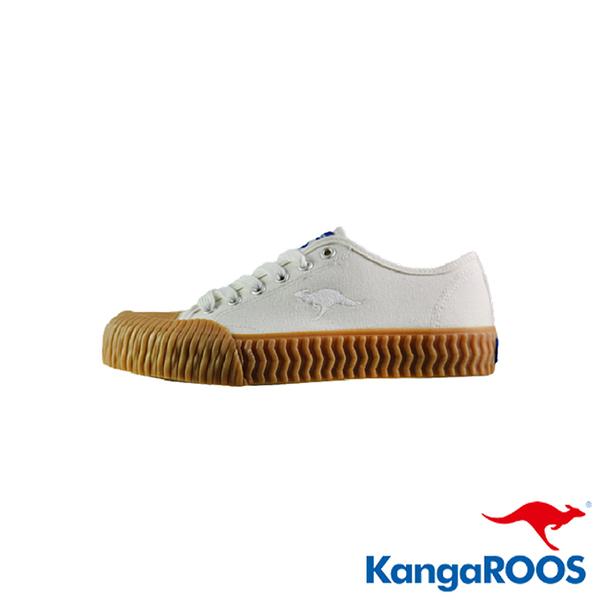 KangaROOS 女款 CRUST系列 餅乾鞋 口袋鞋 - 白色 KW91279
