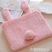 日韓系可愛萌兔子IPAD收納包雜物文件收納袋整理袋手拿包保護套殼   酷斯特數位3C