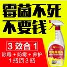 現貨 房屋衛士 除黴劑 牆體牆面牆家具除黴菌劑