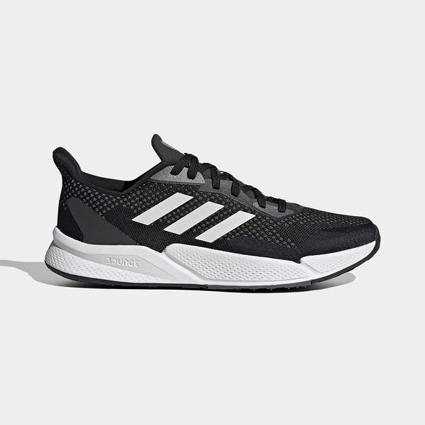 Adidas Running X9000l2 M [FW8070] 男鞋 慢跑 運動 休閒 緩衝 彈力 愛迪達 黑 白