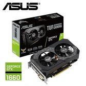 【ASUS 華碩】TUF GeForce GTX 1660Ti O6G GAMING 顯示卡