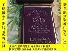 二手書博民逛書店The罕見Little Book That Saves Your