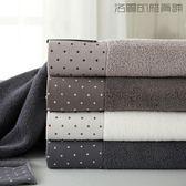 尾牙年貨節加厚純棉浴巾成人男女情侶浴巾吸水洛麗的雜貨鋪