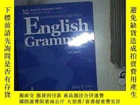 二手書博民逛書店UNDERSTANDING罕見AND USING ENGLISH GRAMMAR FOURTH EDITION 英