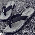 拖鞋男夏季涼拖防滑耐磨休閒潮夾腳外穿男士涼鞋沙灘鞋室外人字拖 小時光生活館