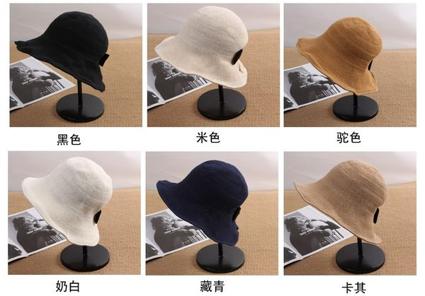 [協貿國際]秋季蝴蝶結棉麻遮陽帽可折疊
