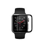 【3D曲面複合】Apple Watch Series 3代/38mm 42mm 手錶熱彎膜 防刮 耐刮全螢幕 保護貼