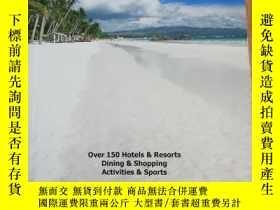 二手書博民逛書店Boracay罕見- The Island Guide 長灘島
