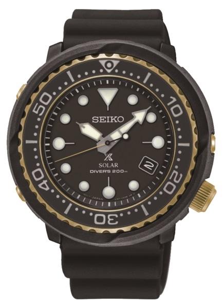 【SEIKO】PROSPEX鮪魚罐頭太陽能腕錶