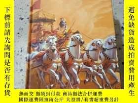 二手書博民逛書店Bhagavad罕見gita As it is:這就是薄伽梵歌(