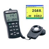 泰菱電子◆照度計RS-232傳輸泰仕TES-1339R TECPEL