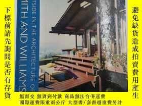 二手書博民逛書店Outside罕見In: The Architecture of Smith and WilliamsY191