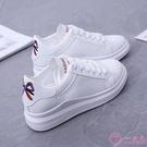 小白鞋女夏季2020新款百搭韓版學生鏤空運動網鞋女透氣網面白鞋子