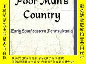 二手書博民逛書店The罕見Best Poor Man s CountryY255562 James T. Lemon John