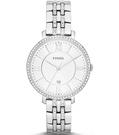 FOSSIL 羅馬字時標水鑽腕錶(ES3545)-白x36mm