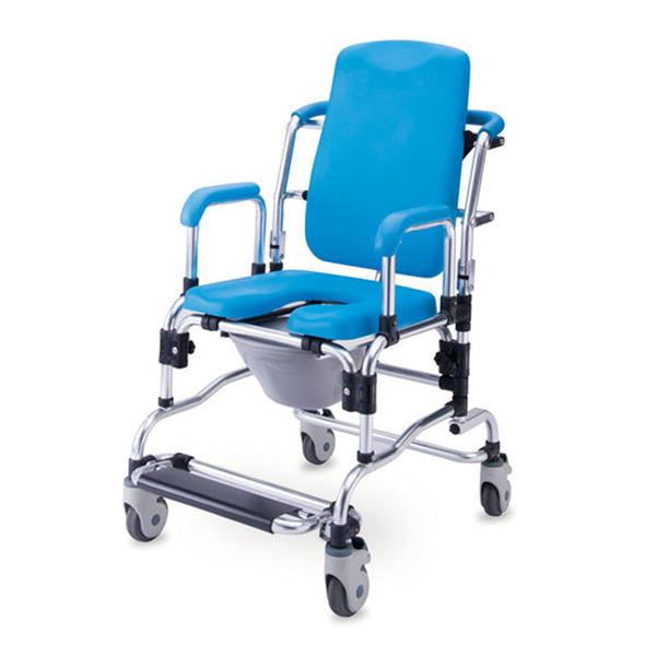 【必翔】多功能洗頭椅 HS-6000 - 便盆椅/馬桶椅/如廁洗澡洗頭  (含贈品)
