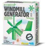 【4M】科學探索系列 - 風車發電機 Windmill Generator 00-03267