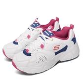 Skechers 休閒鞋 D Lites AIRY 2.0 X Sailor Moon 白 粉紅 女鞋 美少女戰士 運動鞋 老爹鞋 【ACS】 66666267WPKB
