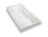 【麗室衛浴】美國 KOHLER   Duo 壓克力浴缸167x76x43cm  K-18775K-0