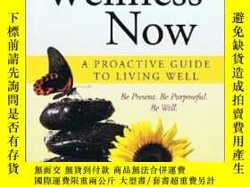 二手書博民逛書店Live罕見in Wellness Now: A Proacti