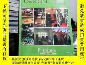 二手書博民逛書店Furniture罕見Exhibition Design家居展覽