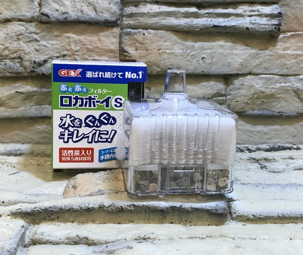 【西高地水族坊】日本五味GEX水中過濾器(s)- 水妖精