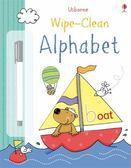 Wipe-Clean Alphabet 可擦拭練習本:認識字母ABC