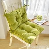 加厚填充布藝坐墊學生椅墊教室辦公室椅子墊子凳子地板座墊榻榻米 嬡孕哺LX