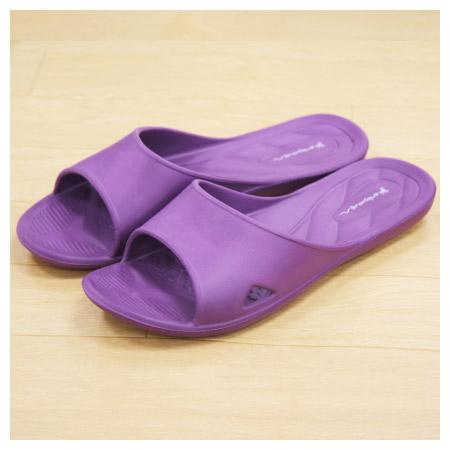 舒適便利拖鞋7926 紫L NITORI宜得利家居
