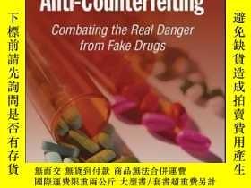 二手書博民逛書店Pharmaceutical罕見Anti-Counterfeiting: Combating the Real D
