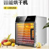 商用食物蔬菜脫水機烘乾機 家用小型食品乾果機 水果零食風乾機 CJ6435『易購3c館』