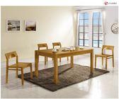 【TORO】傑克餐椅 DC-JA101-1本色 JA102-1樟木色
