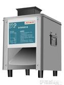 切肉機切肉機商用全自動小型切片切絲切丁機電動家用切菜機絞肉切肉片機 伊蒂斯 LX