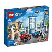 60246【LEGO 樂高積木】城市系列 City-警察局