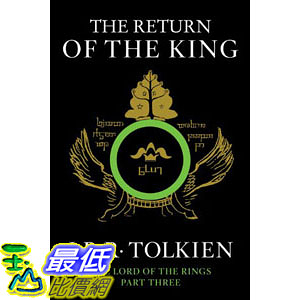 [104美國直購] 美國暢銷書排行榜 The Return of the King: Being the Third Part of the Lord of the Rings Paperback
