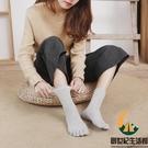 4雙裝 五指襪中筒棉襪秋冬女襪吸汗五趾襪腳趾襪【創世紀生活館】