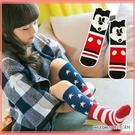 襪子 超萌多款卡通動物造型襪 中筒襪