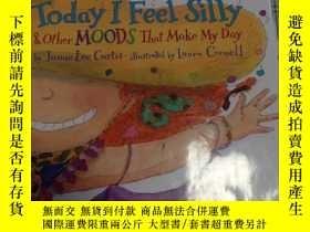 二手書博民逛書店Today罕見I Feel Silly:And Other Moods That Make My DayY26