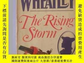 二手書博民逛書店上升的風暴罕見the rising storm(英文原版熱血小說