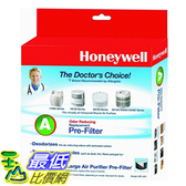 [美國直購] Honeywell HRF-AP1 濾網 Universal Carbon Air Purifier Replacement Pre-Filter, HRF-AP1 / Filter (A)