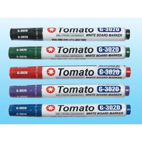 【奇奇文具】【TOMATO】G-3020 無毒性 白板筆 (1盒12支)