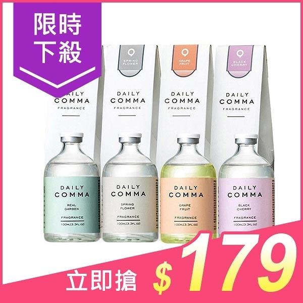 韓國 Daily Comma 居家香氛(100ml) 多款可選【小三美日】香竹/芳香劑 原價$199