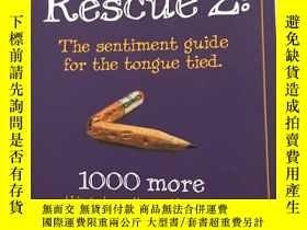 二手書博民逛書店Words罕見to the Rescue 2: The sent