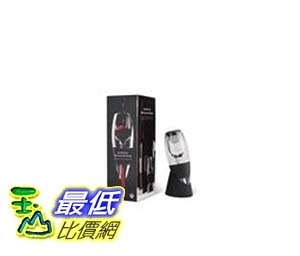 [美國直購]  醒酒器 Exclusive Decanter Red Wine Aerator