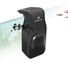 AQUA WORLD 水世界【強勁風扇】【單扇 (黑)】可調式強勁風扇 90度 DC12V直流電 靜音 節能 魚事職人